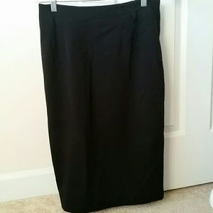 14th & Union Dresses & Skirts - Black pencil skirt