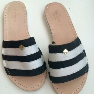 2368d549ffde kate spade Shoes - Kate Spade New York Imperial Striped Sandal Size 7
