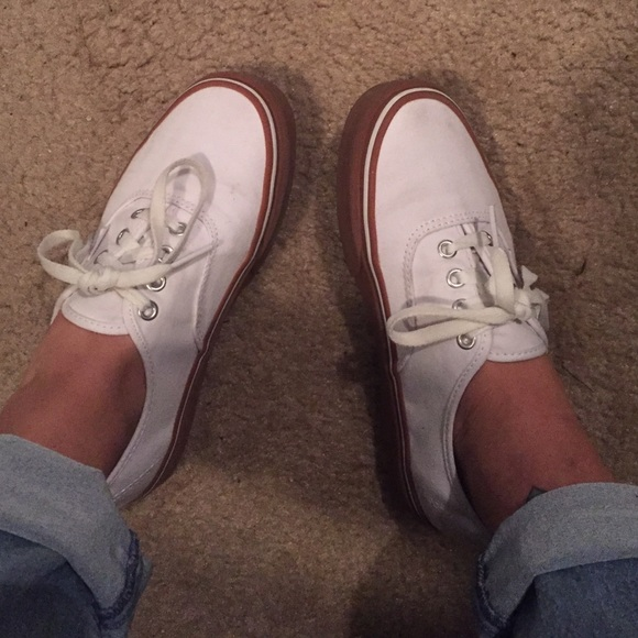 Vans Gum Sole White