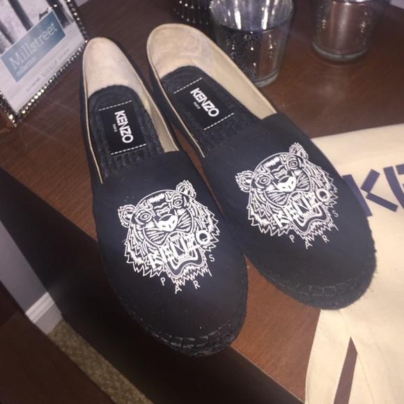 e5039cfc897 Kenzo Shoes | Espadrilles | Poshmark