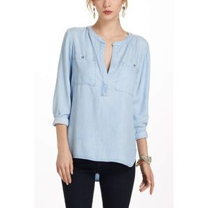 Anthropologie Tops - ✨✂️✨Cloth & Stone Anthropologie Pocketed Henley