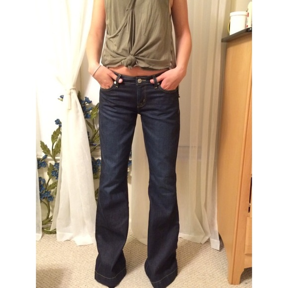 75c4fecbe78 Hudson Jeans Jeans | Hudson Wide Leg Size 28 | Poshmark