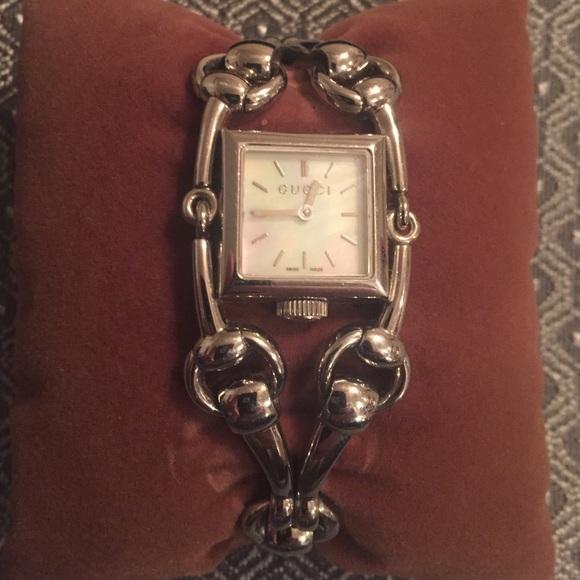 01ba92c6ceb Gucci Accessories - Gucci Signoria 116.3 Watch- price negotiable