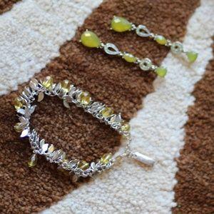 Jewelmint Jewelry - English ivy bracelet