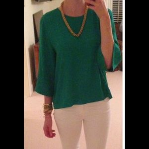 Sam and Lvi Tops - ✨1HR SALE✨ Sam and Lvi Green Top