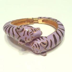 Kenneth jay lane tiger bracelet