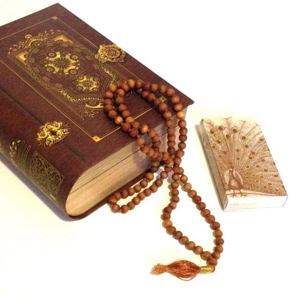 20 off bondhu jewelry sandalwood mala bead necklace for Mala india magasin waterloo