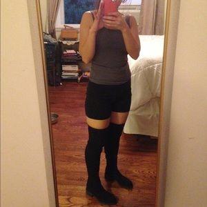 Miista over the knee boot