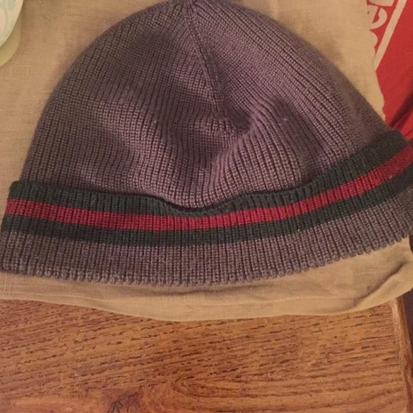 3b2afa90a1f Gucci Accessories - Hat. Skully Hat