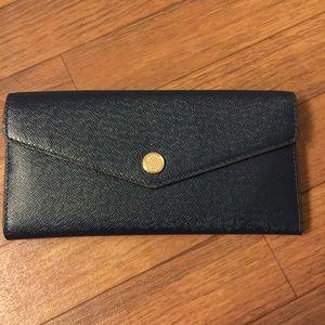 Navy Michael Michael kors wallet