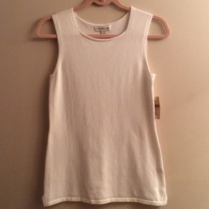 NWT Coldwater Creek Mid-Weight Stretch Tank XS 4