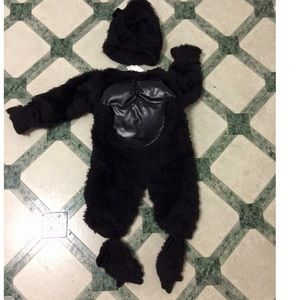 costumes clearancetoddler gorilla halloween costume
