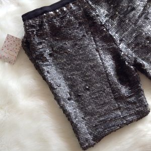 SALE! Free People sequin trousers