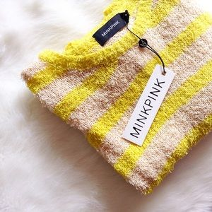 SALE! MINKPINK knit sweater