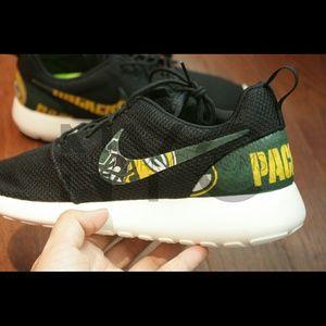 Nike Roshe Gestito Portafogli In Pelle Su Misura Da Uomo 4a9NtXA