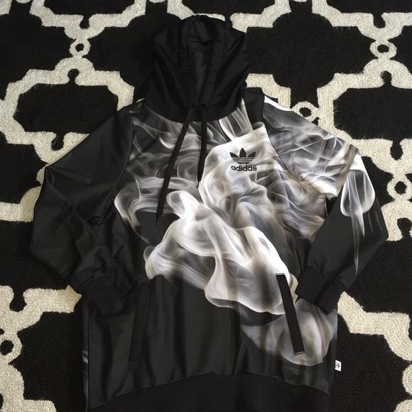 adidas rita ora smoke hoodie