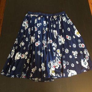 Jason Wu for Target floral skirt