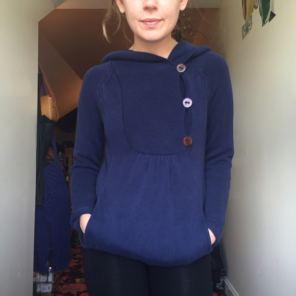74% off GAP Sweaters - GAP hooded sweater from Casey's closet on ...