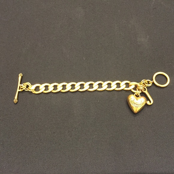 38 off juicy couture jewelry gold juicy couture charm