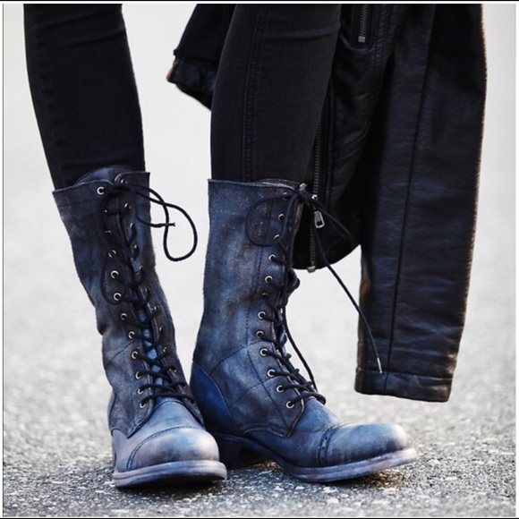 ad8448b3c3f20 Free People Shoes - Free People traveling lace up boot