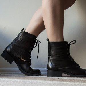 e12de78de8d0d2 Sam Edelman Shoes - Circus by Sam Edelman Women s Gatson Combat Boot