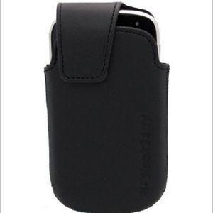 💥NEW💥Blackberry 9900/9930 black holster case