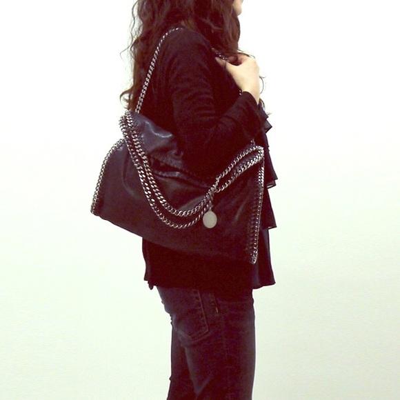 Stella McCartney Bags   Stella Mcartney Falabella Shaggy Foldover ... 043abfdb9a3a