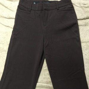 Brown dress pants size 6