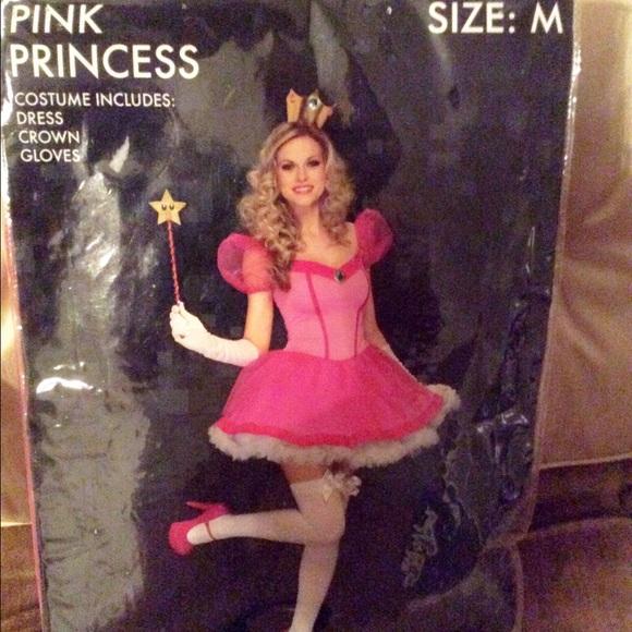 Princess Peach HALLOWEEN costume ?  sc 1 st  Poshmark & Other | Princess Peach Halloween Costume | Poshmark