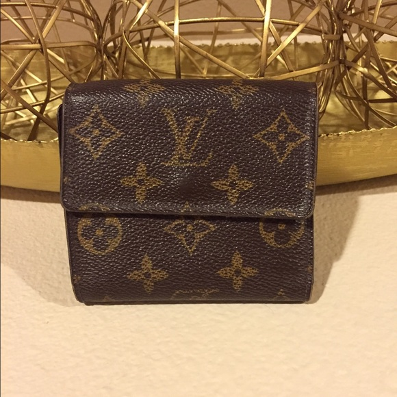 Louis Vuitton Handbags - Louis Vuitton Monogram Elise Wallet 96911bc1c2928
