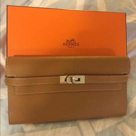 Hermes Wallet Kelly
