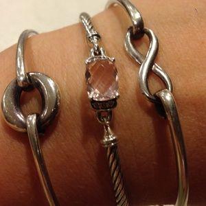 David Yurman Jewelry - 🆕LISTING. DAVID YURMAN MORGANITE Wheaton bracelet