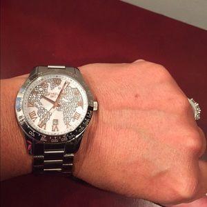 39be4da02c68 Michael Kors Accessories - Michael Kors Layton Silver watch