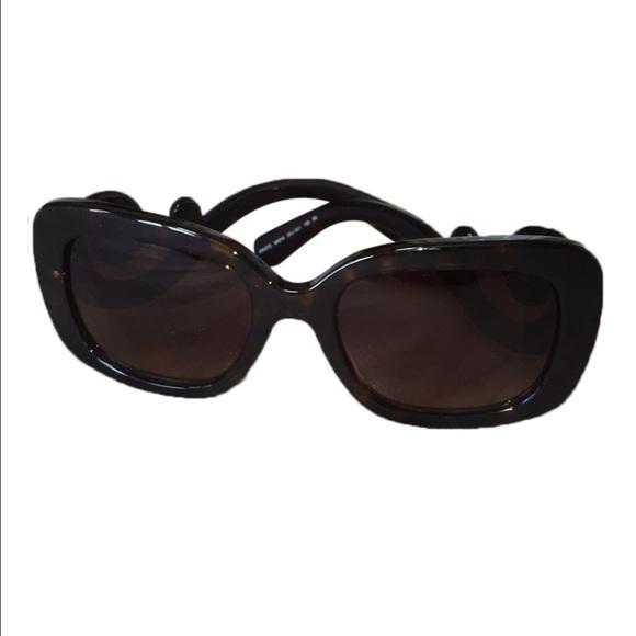 10b5e8a2bf65 Authentic Prada SPR 270 Sunglasses. M 56057f734e8d17c4a70012ad