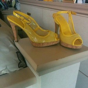 Bakers Shoes - 💥FLASH SALE💥 Bakers yellow sandal