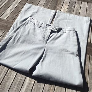 J. Crew Gray Chinos Trousers Pants 4