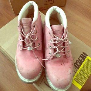Timberland Shoes   Timberland Pink
