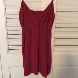 12th Street by Cynthia Vincent silk cami top sz P