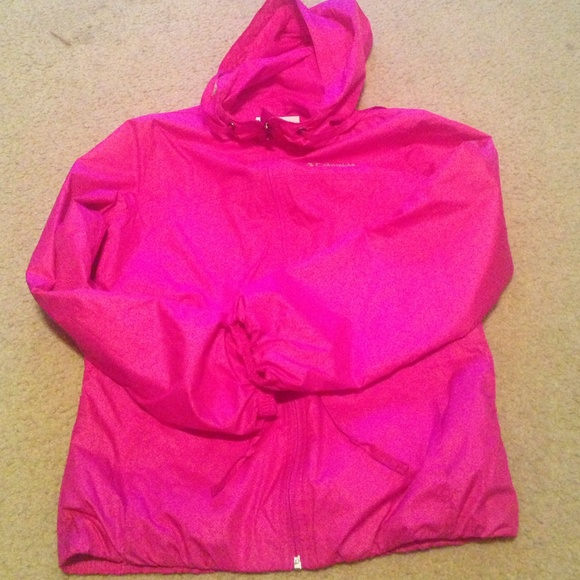 Columbia - ☔ 🍁Columbia pink rain jacket from Shannon's closet ...