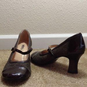 Unlisted Brown High Heels 