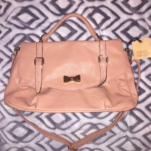 Blush Satchels