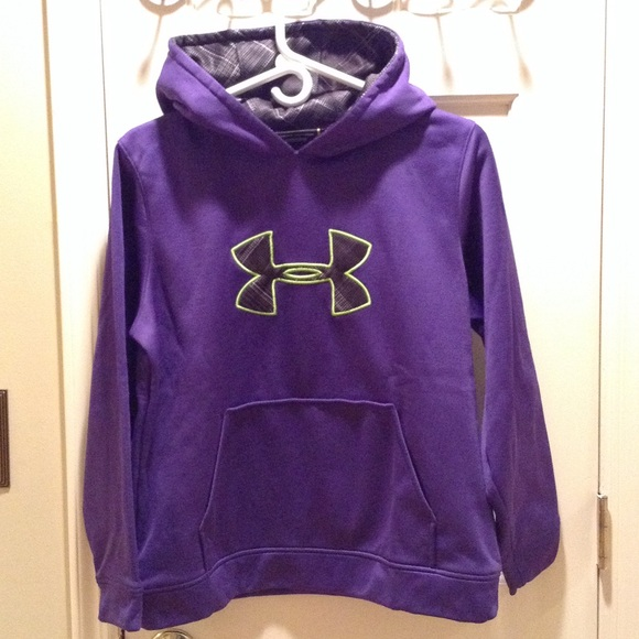 under armor hoodies for kids