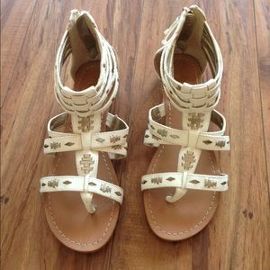Guess Shoes - Guess Gladiator Sandals
