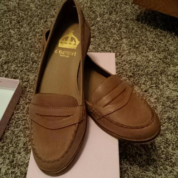 e86bfd27dcf Crown vintage Shoes - Crown vintage Alabama Loafer oxford 7.5