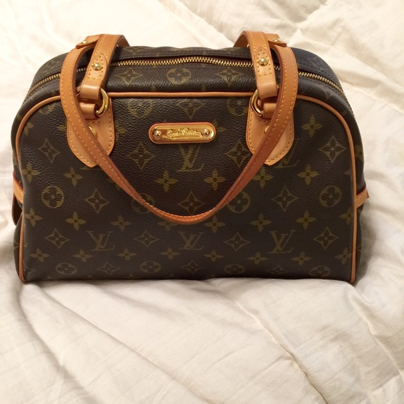465d7fcead3d Louis Vuitton Handbags - Sell to Isabella only Louis Vuitton Montorgueil PM