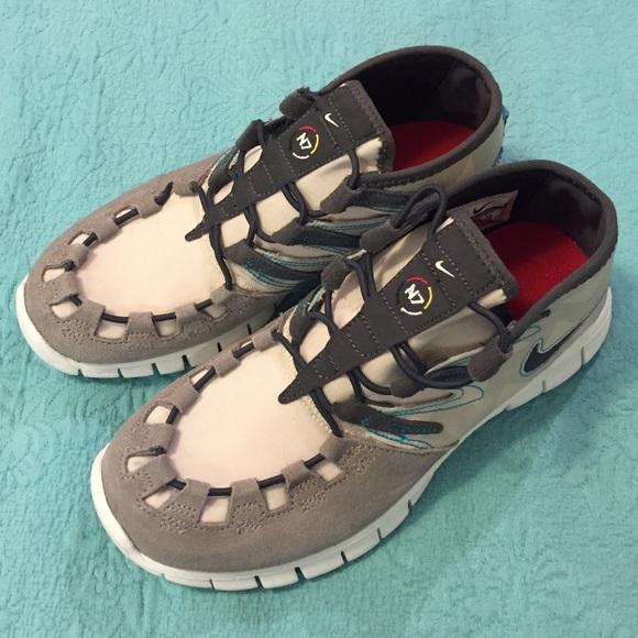 meet a12e4 2f8b7 Nike N7 Free Forward Moc+ shoes (never worn!)