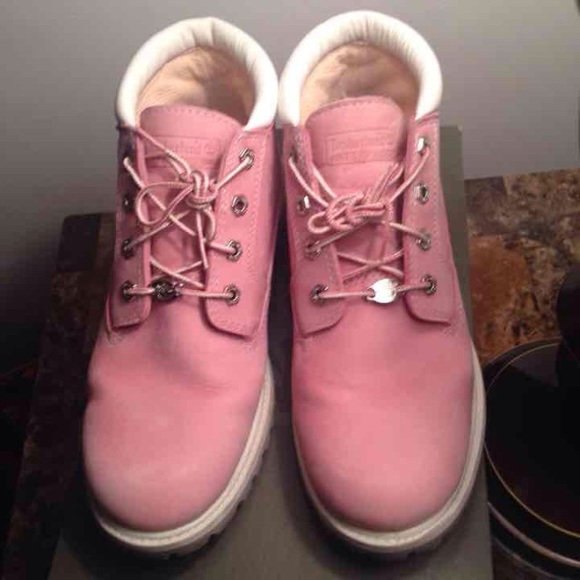 timberland boots for women nellie pink