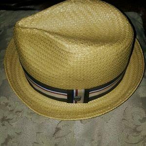 Brixton  Accessories - Brixton Straw Hat.