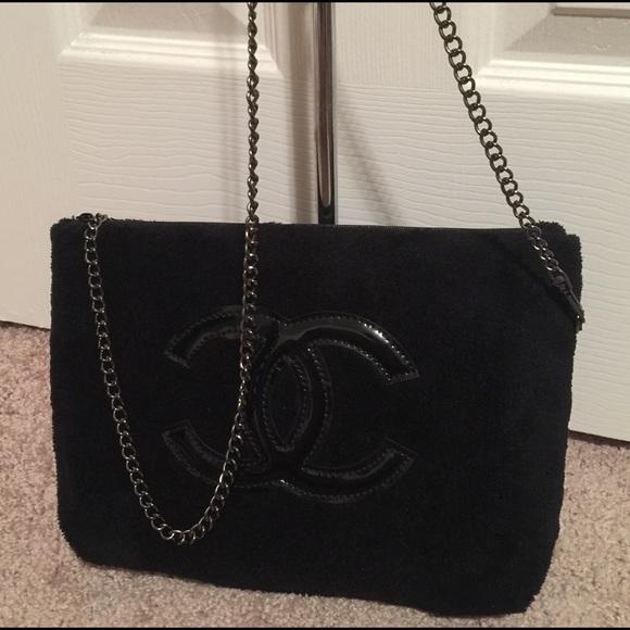 dece4a7d53d945 CHANEL Bags | Authentic Vip Gift Bag Crossbody | Poshmark