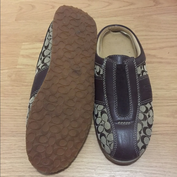 67 coach shoes coach slip on sneakers from cristina